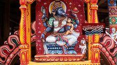 Mother Barahi Parswa Debi of chariot Darpadalana Om hreem varahi hari Om PURIWAVES  PURIWA.