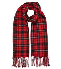 Red Tartan Fringe Hem Scarf 11,99 € Read more at http://www.newlook.com/eu/shop/womens/accessories/red-tartan-fringe-hem-scarf-_349086569#HW6tTX8ybWitqQ7X.99