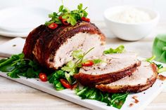 Chinese Five-Spice Roast Pork || http://www.phoebeskps.com/ || #phoebeskitchenproducts #measuringspoon #baking #cooking #kitchentips #kitchenmusthaves #recipes #foodpreparation #amazon