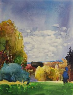 Original Landscape Painting by Randall David Tipton Original Art, Original Paintings, Pastel Landscape, Love Fest, Outsider Art, Paintings For Sale, Artist At Work, Impressionism, Buy Art