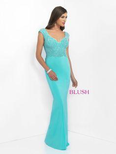 Blush Prom 11048 Mint