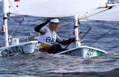 Olympics Rio 2016   Team Belgium - Evi Van Acker - Sailing: Laser Radial-klasse