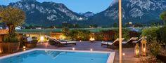 Wellnesshotel nähe Füssen im Allgäu bei Schloss Neuschwanstein - Hotel Rübezahl