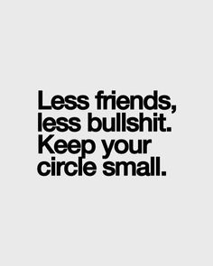 PLEASE UNDERSTAND HOW SERIOUSLY IMPORTANT THIS IS IN YOUR LIFETIME.  Not everything about your life should ever be shared.   People will and do use it to hurt you because some may seriously want what you have.  Not everyone is your real friend.  Be aware.  Keep your circle small.