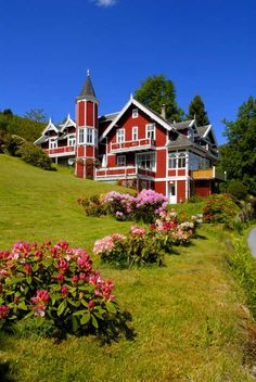Balestrand, Norway, by www.touristphoto.no ….Stay cheap and comfortable on your stopover in Oslo: www.airbnb.com/rooms/1036219?guests=2&s=ja99 and https://www.airbnb.com/rooms/6808361