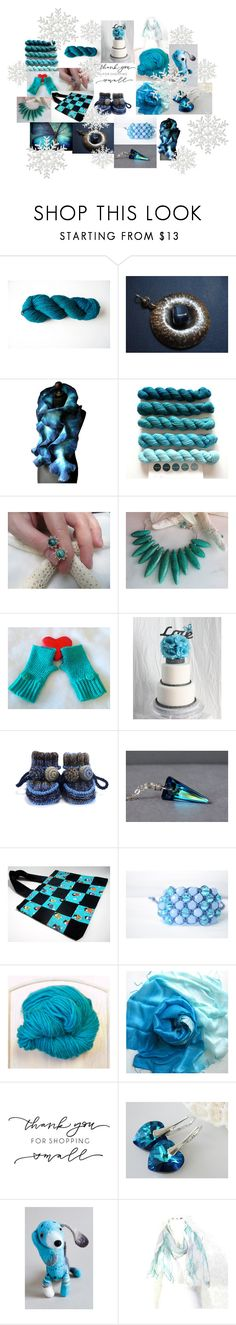 """Beautiful Blue Gifts for you"" by valeriebaberdesigns ❤ liked on Polyvore featuring Shamballa Jewels"