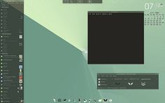 Arch linux + xfce : dirty by Meskarune, via Flickr