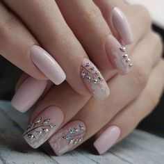 The winter season is ideal to be inventive with winter nail art styles. whereas several people love the cosiness of staying in on a chilly winter's night, that doesn't mean to go away your nails behin Winter Nail Designs, Winter Nail Art, Winter Nails, Summer Nails, Nail Art Designs, Nails Design, Spring Nails, Beautiful Nail Art, Gorgeous Nails