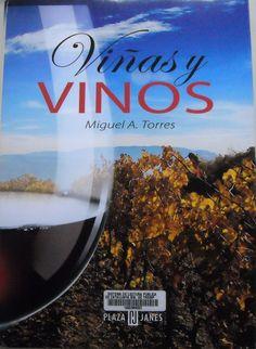Viñas y Vinos.Miguel A. Torres ens introdueix en els temes bàsics de l'elaboració, les misterioses tècniques de criança, la cura d'una bona cava, el servei dels vins, les qualitats del vi espanyol, les grans vins del mon. 663.2 TOR