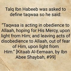 Taqwa means Need To Know, Islamic, Meant To Be, Sayings, Lyrics, Quotations, Idioms, Quote, Proverbs