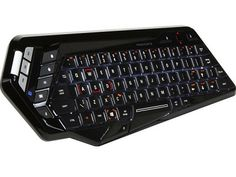 Mad Catz S.T.R.I.K.E.M Mobile Gaming Keyboard - A compact and lightweight wireless keyboard designed to work on most bluetooth devices