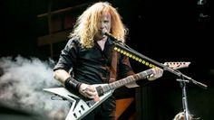 Dave Mustaine habló sobre el próximo álbum de Megadeth
