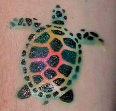 Love the style.  Butterfly instead of turtle.