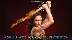 Magical Recipies Online | 7 Simple Ways for Magical Protection