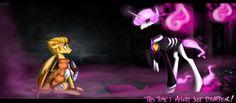 Mystery Skull Pony Arthur and Pony Lewis