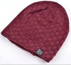 Men Beanie Stocking Warm Knitted Beanies 7 colors