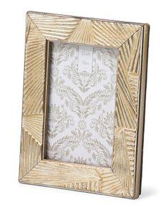 4x6 Metallic Deco Frame