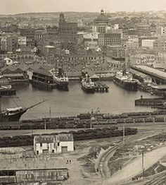 Darling Harbour, 1900.  State Records Digital ID 17420_a014_a014001415