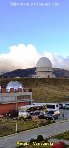 Centro astronomico Llano del hato,edo Merida,Venezuela.