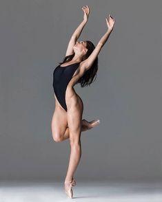 Gorgeous Lauren Lovette Principal dancer and Choreographer with New York City Ballet Photo © Nisian Hughes