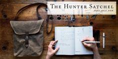 The Hunter Bag – Peg and Awl