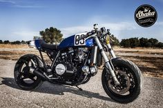 ϟ Hell Kustom ϟ: Honda VF750S By Shaka Garage