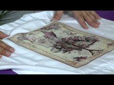 Sublimacion sobre tela - Laminas para sublimacion - Patricia Fernandez