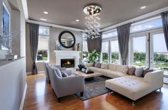 The Best 105 Best Contemporary Living Room Decorating and Design Ideas