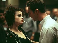 Fight Club (Edward Norton & Helena Bonham Carter)