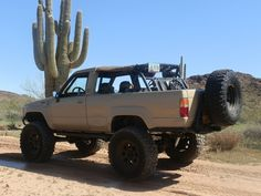 5.0L 1st Gen 4runner crawler... - Pirate4x4.Com : 4x4 and Off-Road Forum Toyota Pickup 4x4, Toyota Trucks, Mini Trucks, 4x4 Trucks, Jeep Truck, 4runner Off Road, 1st Gen 4runner, Trophy Truck, Toyota 4runner