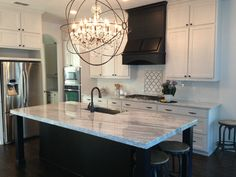 Marble Kitchen Countertops In Dallas Texas By Texas Counter Fitters