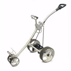Spitzer Golf E1 Electric Trolley