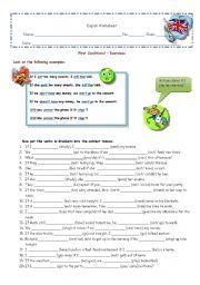 word order exercises upper intermediate pdf