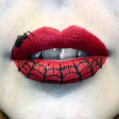 What will catch my eye - Halloween L . - What will catch my eye – halloween lips – catch - Halloween Eye Makeup, Halloween Eyes, Holiday Makeup, Halloween Night, Halloween Make Up Scary, Halloween Party, Diy Scarecrow Costume, Diy Halloween Costumes, Costume Ideas