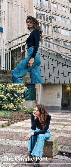 I ABSOLUTELY ❤️ these pants! Best-Selling Denim in New Colors Must-Have Classic Pieces From classic to modern. Spring denim that's simple, chic and available in a variety of washes. Casual Outfits, Fashion Outfits, Womens Fashion, Fashion Trends, Style Me, Cool Style, Look At You, Passion For Fashion, Fashion Forward