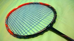 Of badminton things: Badminton Racket Review: Yonex Nanoray Z-Speed