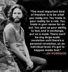 Jim Morrison #infp