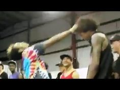 """Beyonce & dancers get SEXY to """"Crazy in Love"""" August 2013 @ Brooklyn NY Barclays - YouTube"""