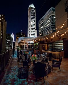 The 10 Best Rooftop Bars In Manhattan New York City