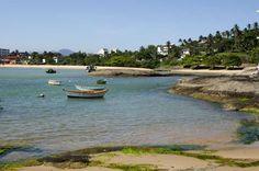 A região que receberá o Reserva Amary, Guarapari - ES. Foto: Sagrilo.