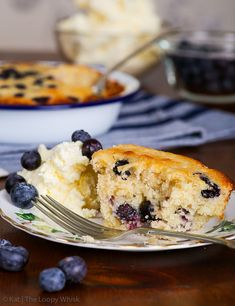 Gluten Free Banana Bread Cake with Lemon and Blueberries {gluten, nut & soy free} - This gluten free banana bread cake recipe is incredibly simple and quick, requiring only about half an hour of your precious time. But it's half an hour well spent, for the cake is moist and soft and crumbly, with a sinfully delicious caramelised top that is pure crispy caramelised goodness and ohmygosh so delicious.