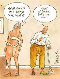 MARVA: Sexy tuesday adult humor