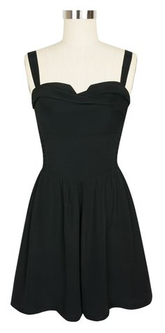 The cute and sassy Trashy Diva Trixie Romper is now available in Black Rayon!