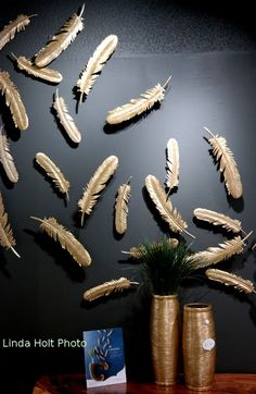 High Point Spring 2015 - Linda Holt Interiors blog - Feathers are trending