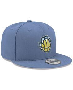 942eaf3e866 New Era Memphis Grizzlies Basic 9FIFTY Snapback Cap 2018