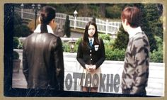 What to do? What to do? I think her mum and his have the funniest relationship. Kdrama #Heirs