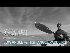 Low Angle vs High Angle Paddling - YouTube Kayaking, Canoeing, High Angle, Angles, Touring, Cruise, Adventure, Sea, Youtube