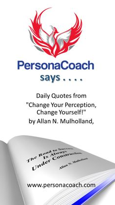"Daily Quotes from ""Change Your Perception, Change Yourself ..."