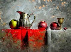 pinturas-bodegones-cuadros-espatula