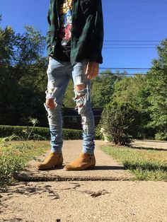** New Streetwear Daily ** Tomboy Outfits, Dope Outfits, Casual Outfits, Men Casual, Fashion Wear, Mens Fashion, Fashion Outfits, Love Fashion, Style Fashion